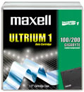 22894800: Maxell LTO1 Ultrium 100-200GB Data Cartridge