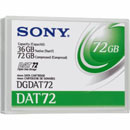 DGDAT72: Sony 4mm DAT72 DDS-5 170m 36/72GB Data Tape Cartridge DG DAT72