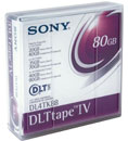 DL4TK88: Sony DLT 4 Data Tape Cartridge 40-80GB